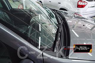 Жабо сборное Nissan Terrano 2014- н.в.