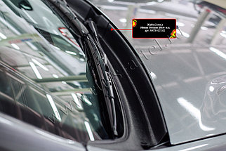 Жабо сборное Nissan Terrano 2014- н.в., фото 3