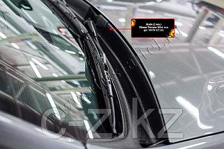 Жабо цельное (вставное) Nissan Terrano 2014- н.в., фото 3