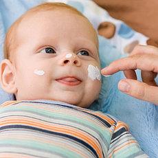 Детский крем, молочко, масло