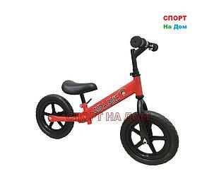 Детский беговел Supa Bike (красный)