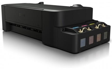 Принтер  Epson L120, C11CD76302 струйный