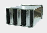 Шумоглушитель пластинчатый ГП 1000х1100х1000