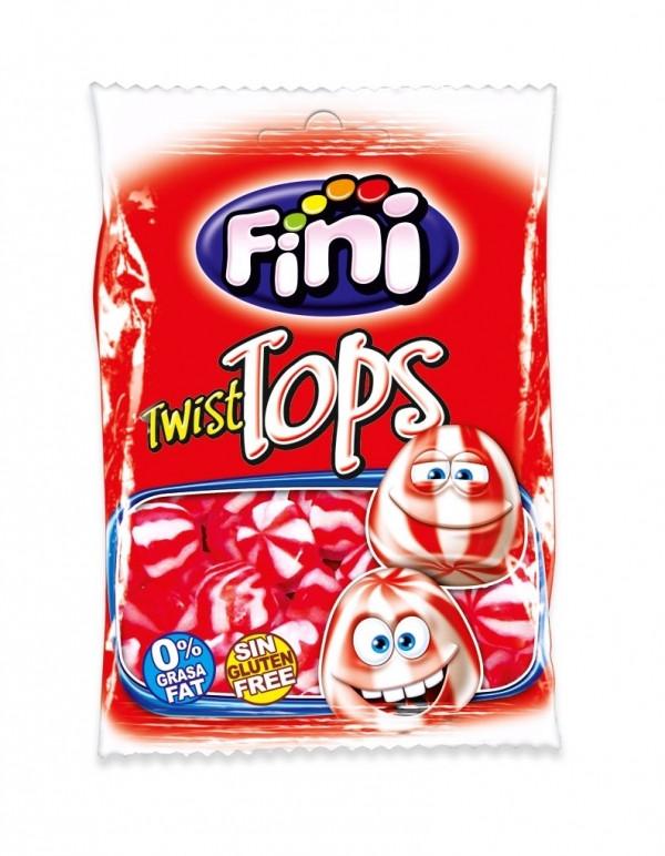"""Жев.мармелад """"Вертушки Twist Tops"""" 100 гр  /FINI Испания/"""