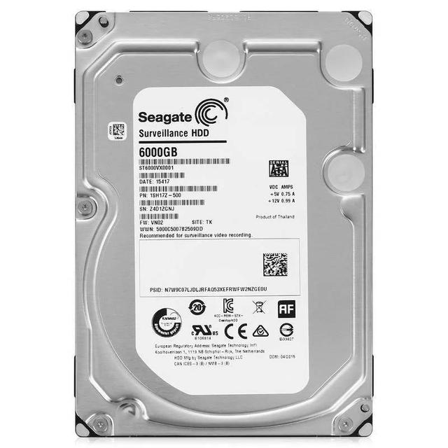 Жесткие диски HDD