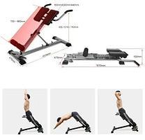 Гиперэкстензия тренажер для мышц спины