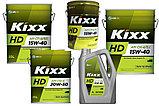 KIXX HD 15W-40 CF-4 дизельное масло 200л., фото 7