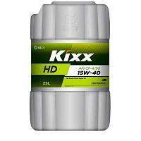 KIXX HD 15W-40 CF-4 дизельное масло 25л., фото 1