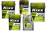 KIXX HD 15W-40 CF-4 дизельное масло 20л., фото 7