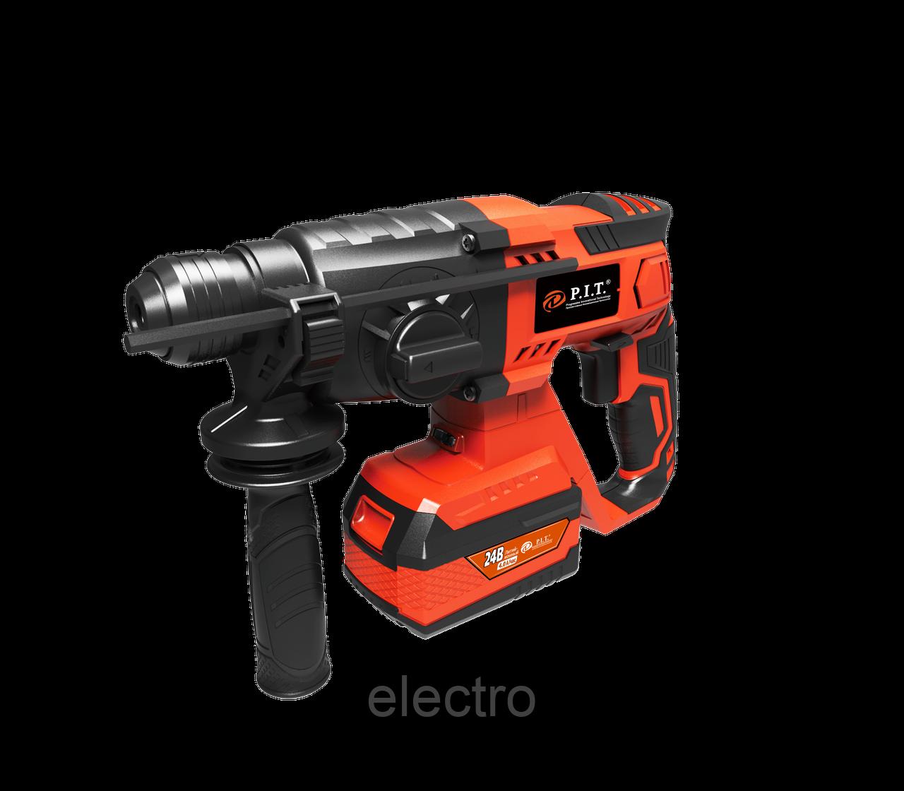 Аккумуляторный перфоратор P22640-Li (1.8Дж)