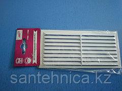 Решетка вентиляционная пластик 171х81 мм Эра 1708С