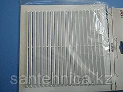 Решетка вентиляционная пластик 234х234 мм Эра 2323С