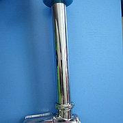 Сифон для раковины бутылочный Frap F80 из нержавеющей стали