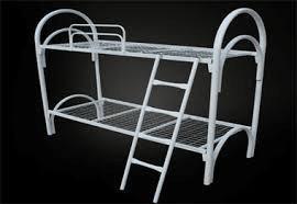 Армейская двухъярусная кровать