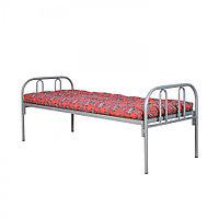 Односпальная кровать Сальвиа Гевея / Металл