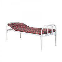 Односпальная кровать Астер Черный металл
