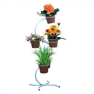 Подставка для цветов 'Лебедь'