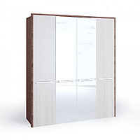 Шкаф 4-х дверный с зеркалом 'Афродита'