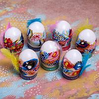 Пасхальный набор для украшения яиц «Пёрышки»