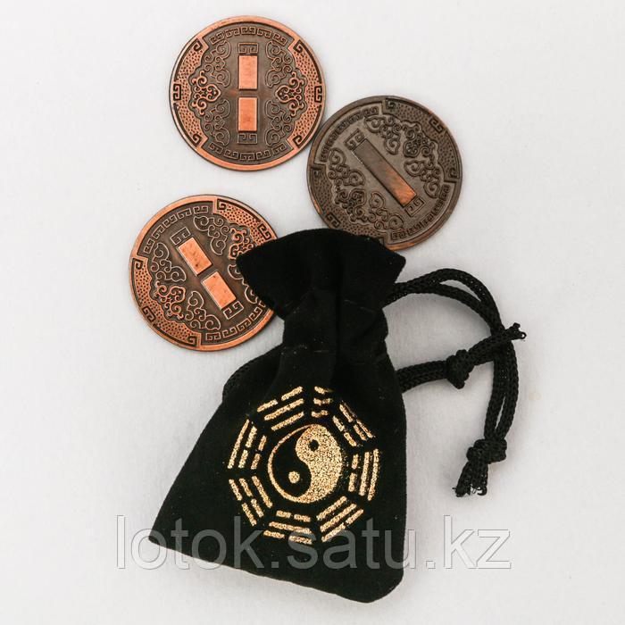 Древнекитайская книга перемен с монетами для гадания - фото 4
