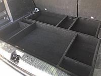 Органайзер-ящик АрмАвто Lada X-RAY (2шт), фото 1
