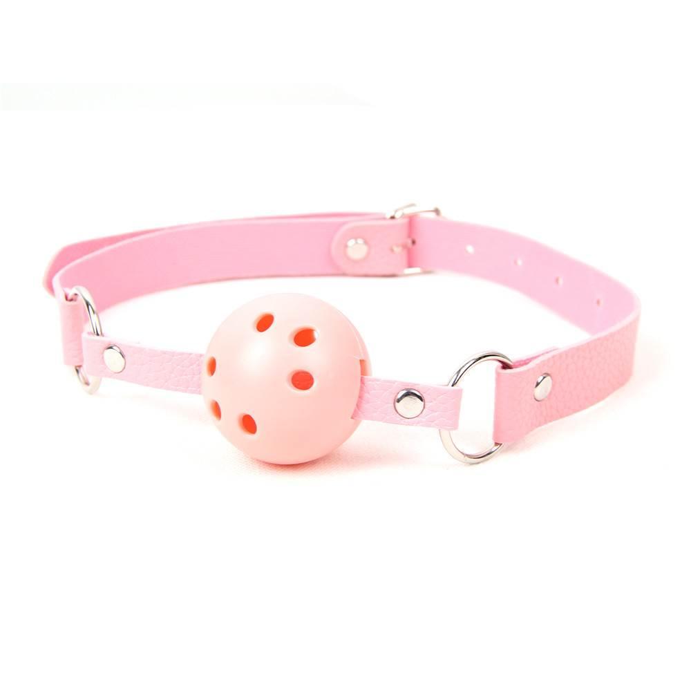 Кляп для рта Pink SM Gag