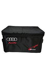 Сумка органайзер в багажник Audi