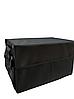 Сумка органайзер в багажник, черная ткань