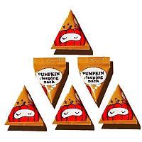 TooCoolForSchool Ночная Маска с экстрактом Тыквы Pumpkin Sleeping pack  3гр.