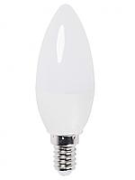 """LED C35 """"Свеча"""" 5w 230v 3000K E14 IEK (1) NEW"""
