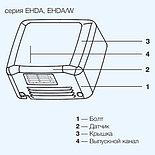 Сушилка для рук EHDA-2500 Electrolux, фото 3