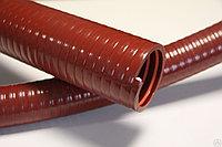 Шланг ПBX для ассенизаторов и перекачки воды, диаметр 100мм, Агроэластик гибкий, легкий и морозостойкий