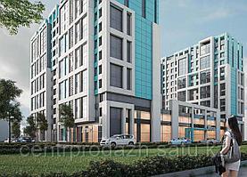 4 комнатная квартира в Athletic 123.62 м²