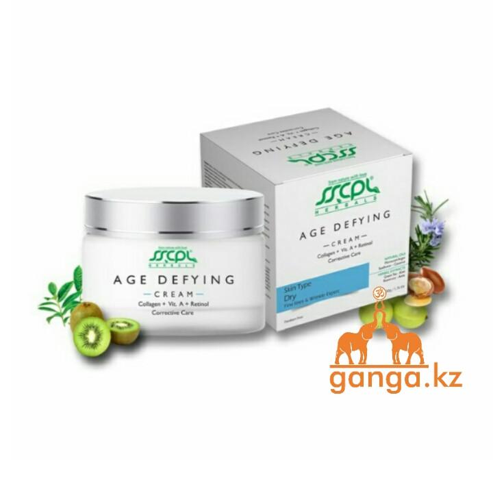 Антивозрастной крем для лица (Age Defying SSCPL Herbals), 50 грамм