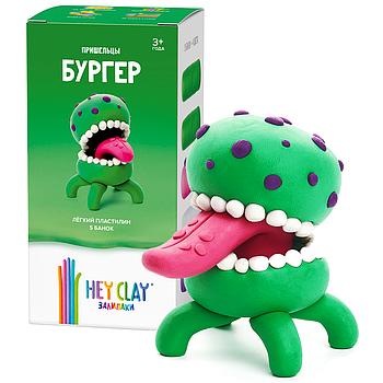 Легкий пластилин Залипаки HEY CLAY - Бургер