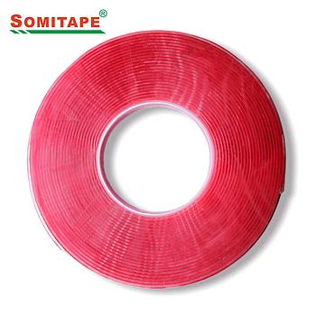 Скотч силиконовый для кармашков 3мм*10м
