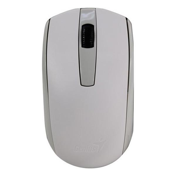 Беспроводная оптическая мышь Genius ECO-8100 (White)