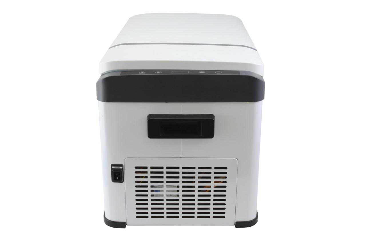 Автомобильный компрессорный холодильник LIBHOF K-26 - фото 3