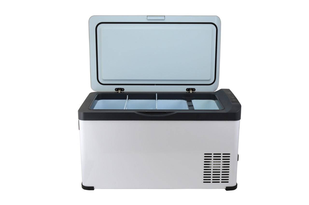 Автомобильный компрессорный холодильник LIBHOF K-26 - фото 4