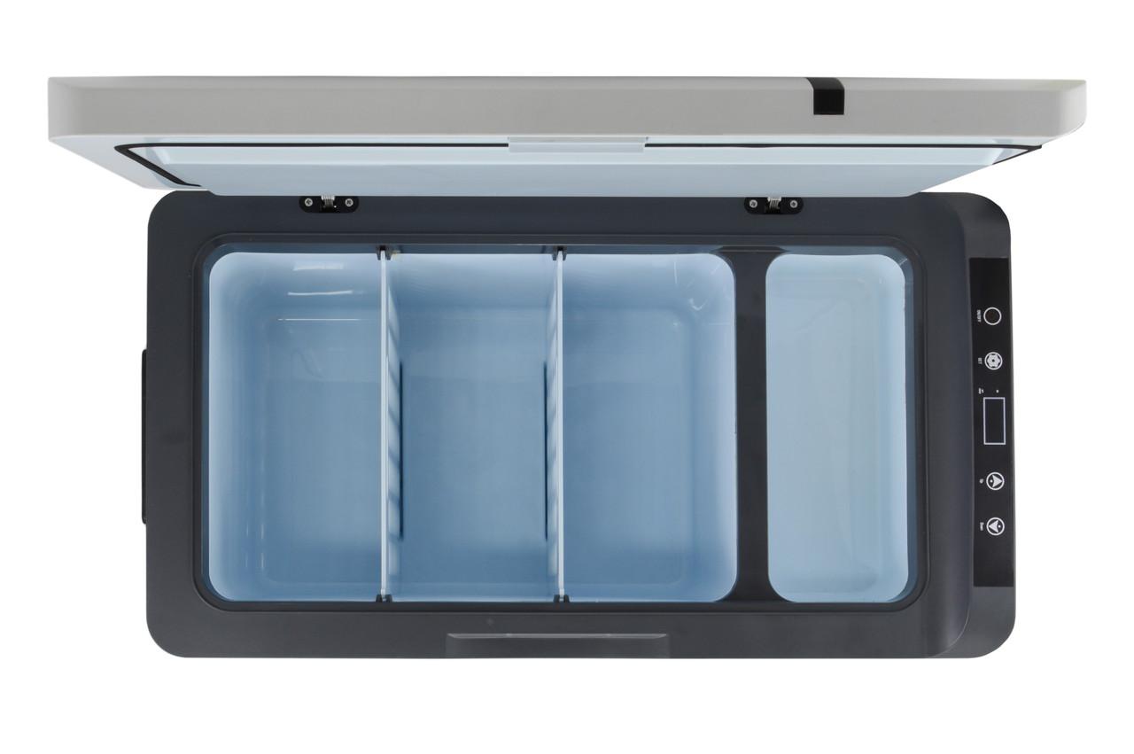 Автомобильный компрессорный холодильник LIBHOF K-26 - фото 5