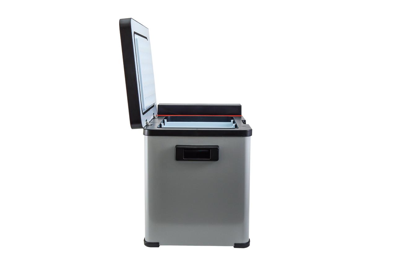 Автомобильный компрессорный холодильник LIBHOF Q-28 - фото 3