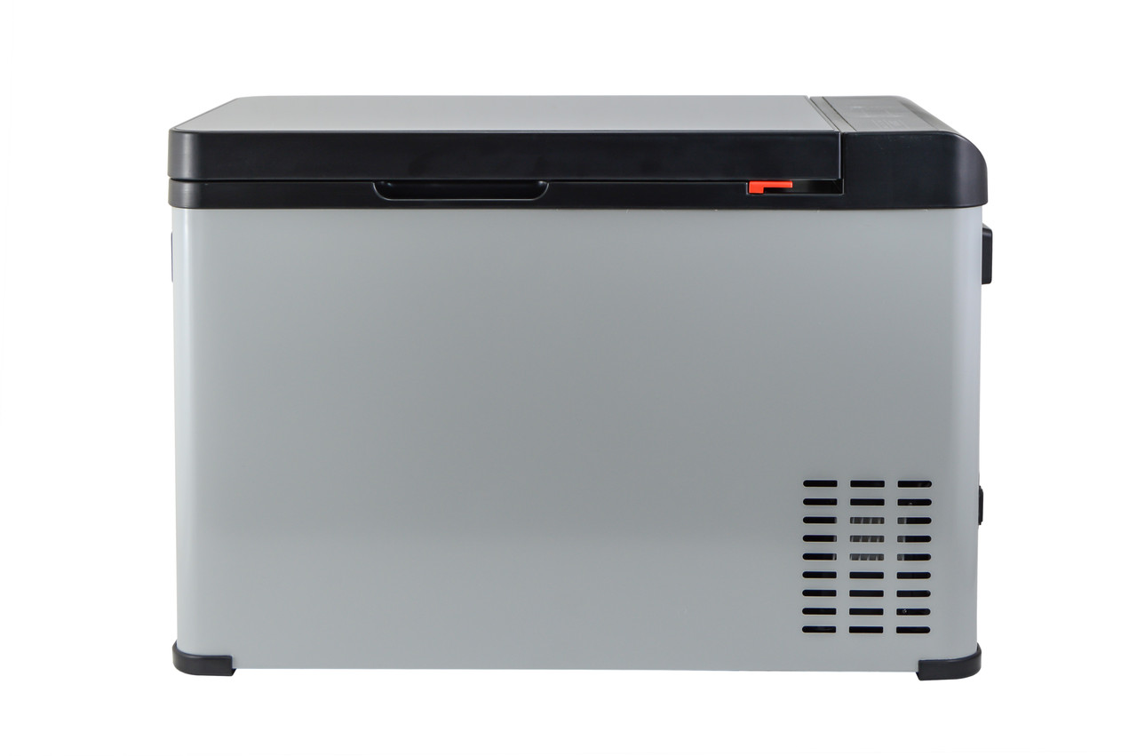 Автомобильный компрессорный холодильник LIBHOF Q-28 - фото 4