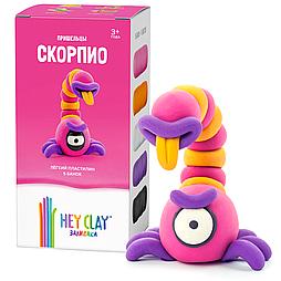 Легкий пластилин залипаки HEY CLAY - Скорпио