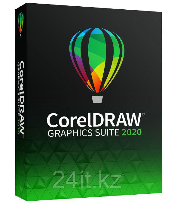 CorelDRAW Graphics Suite 2020  Windows/Mac  ESD. Электронный ключ