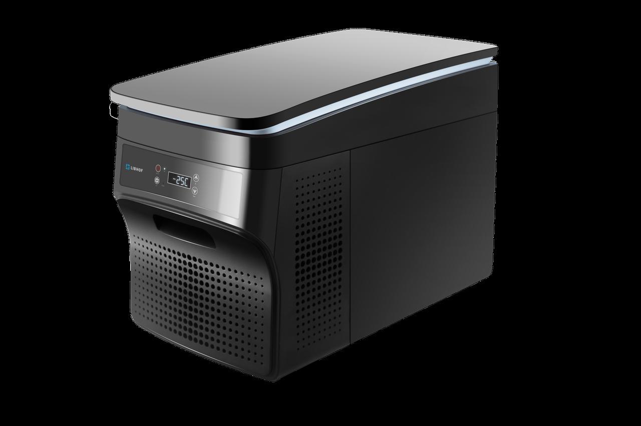 Автомобильный компрессорный холодильник LIBHOF Q-36 - фото 1
