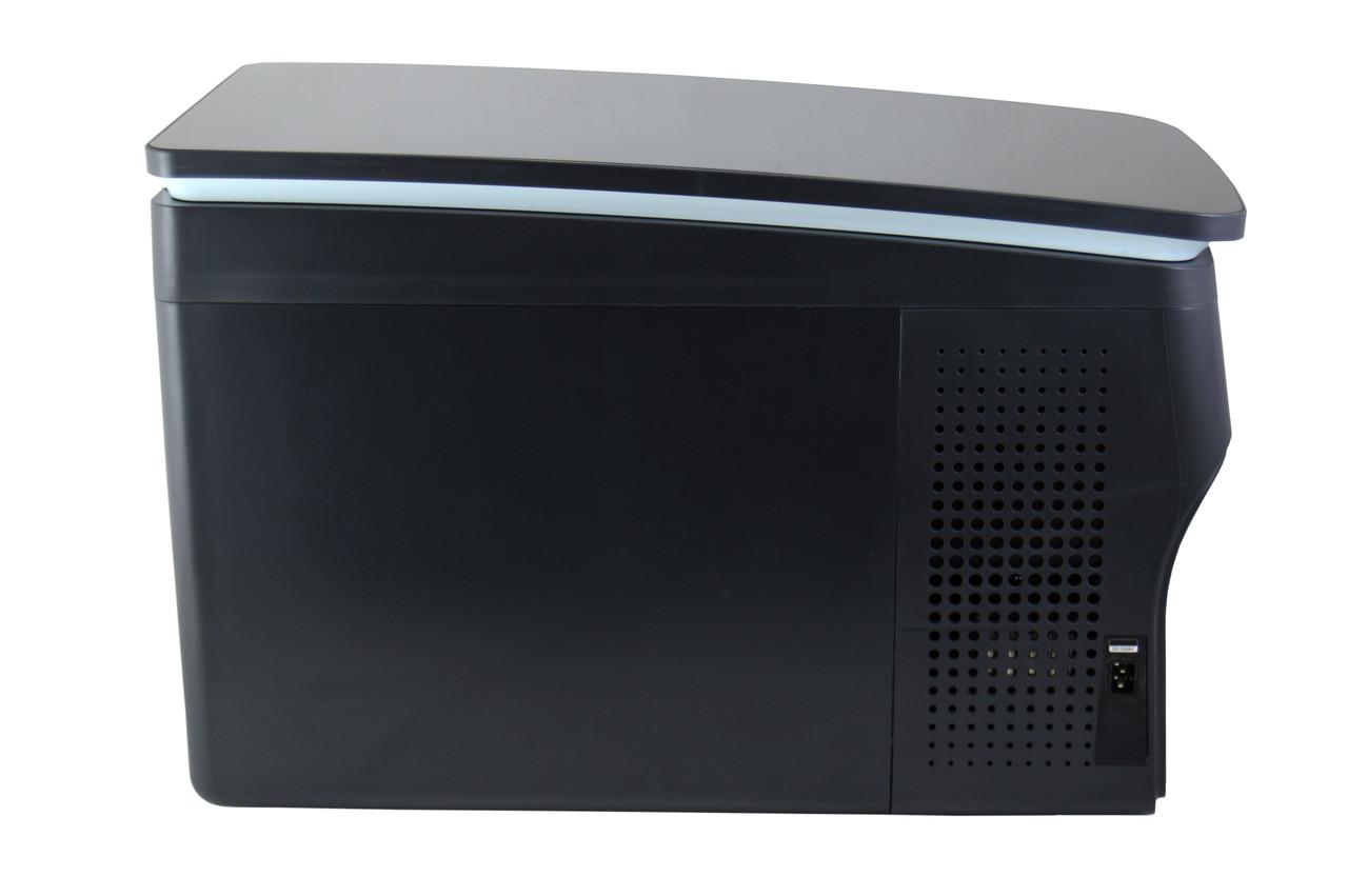 Автомобильный компрессорный холодильник LIBHOF Q-36 - фото 5