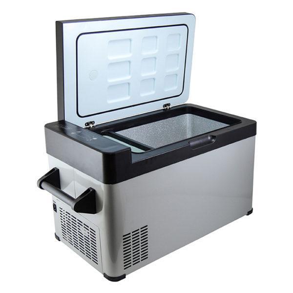 Автомобильный компрессорный холодильник LIBHOF Q-40 - фото 3