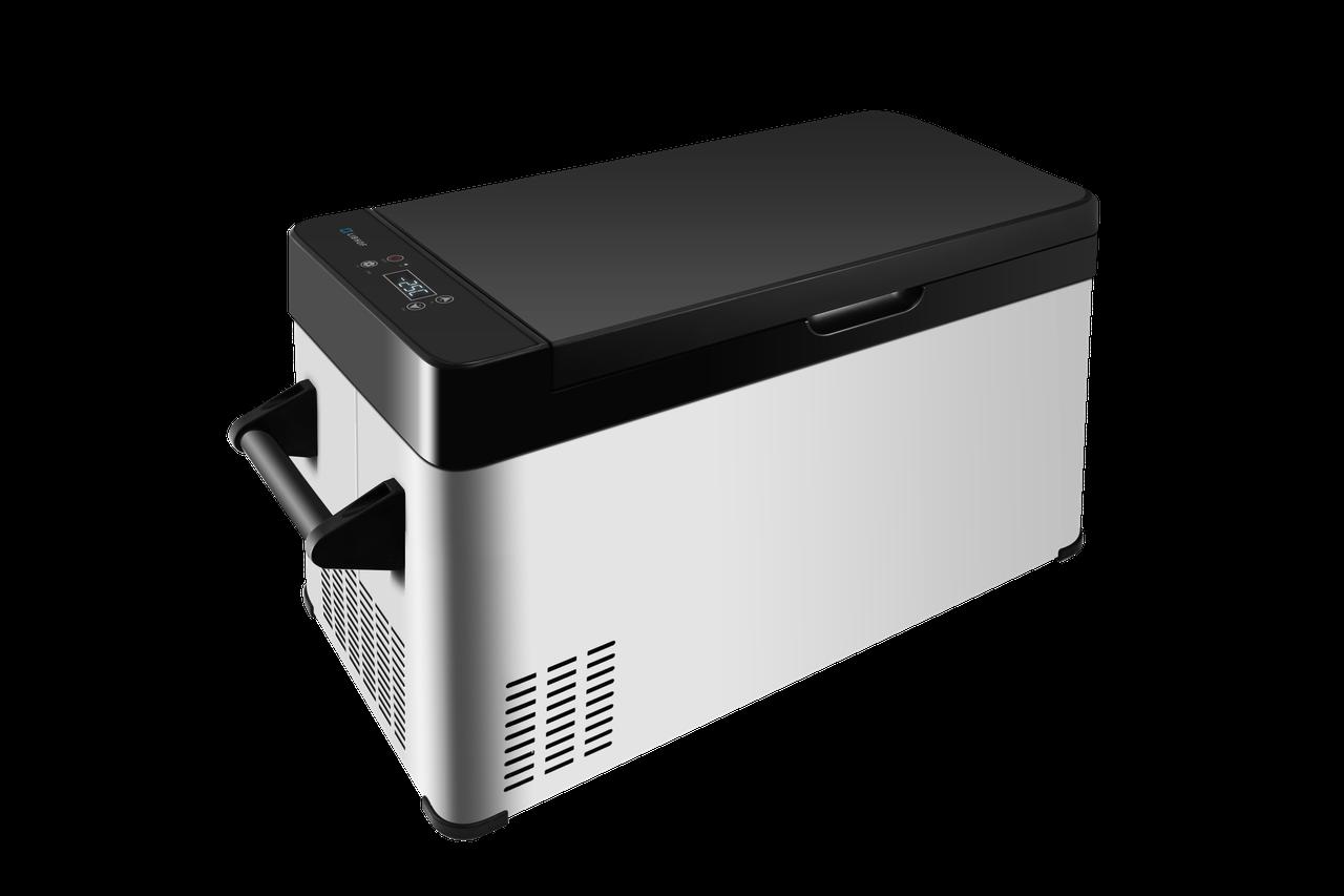 Автомобильный компрессорный холодильник LIBHOF Q-40 - фото 1