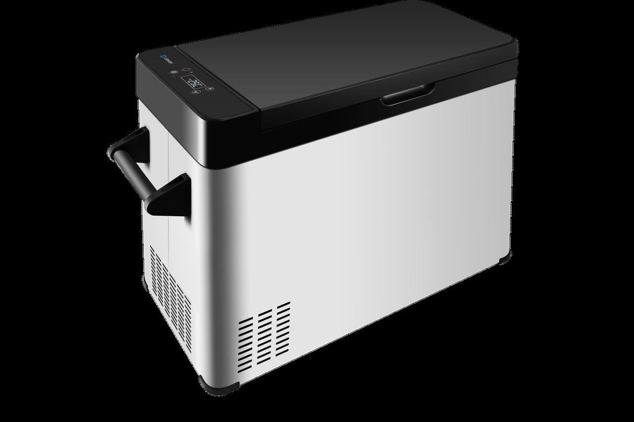 Автомобильный компрессорный холодильник LIBHOF Q-65 - фото 1