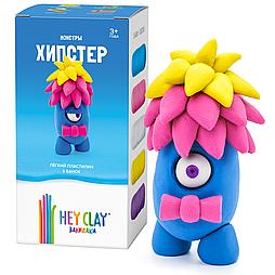 Легкий пластилин залипаки HEY CLAY - Хипстер